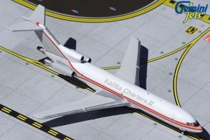 Kalitta Charters II Boeing 727-200 N726CK Gemini Jets GJKFS1957 scale 1:400