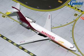 Aerosucre Carga Boeing 727-200F HK-5216 Colombia Gemini GJKRE1194 scale 1:400