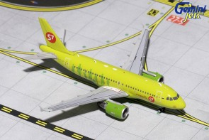 S7 Airlines Airbus A319 Sharklets VH-BHP Geminijets GJSBI1660 Scale 1:400