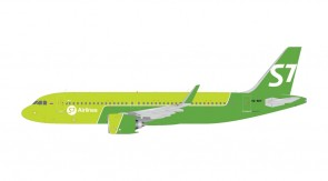S7 Airlines Airbus A320neo VQ-BCF Gemini Jets GJSBI1699 scale 1:400