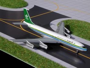 Sale! Saudi Arabian Boeing 707 Reg# HZ-ACG Gemini Jets GJSVA028 Scale 1:400