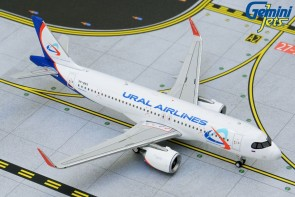 Ural Airlines Airbus A320neo VP-BRX Gemini Jets GJSVR1910 scale  1:400