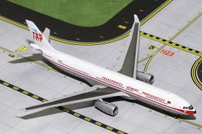 "TAP Air Portugal A330-300 ""Retro Livery"" CS-TOV Gemini Jets GJTAP1685 Scale 1:400"