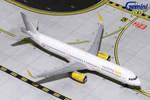 Vueling Airbus A321S EC-MLM GeminiJets  GJVLG1683 Scale 1:400
