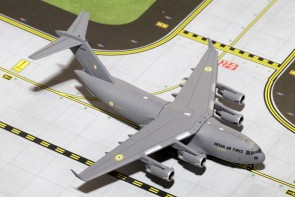 Indian Air Force Boeing C-17 Globemaster Gemini Macs GMINF065 Scale 1:400