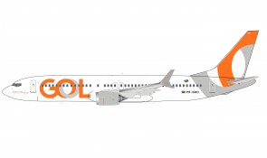 Gol Linhas Aereas Inteligentes Boeing 737Max 8 PR-XMD InFlight IF73MG30820 scale 1:200
