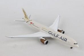Gulf Air Boeing 787-9 Dreamliner Herpa Wings 532976 scale 1:500