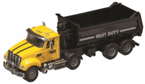 Dump Truck  by Heavy Duty GW9160 Scale 1:50