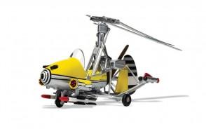 Gyrocopter G-ARZB James Bond You Only Live Once Corgi CG04604 scale 1:36