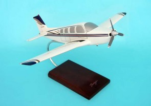 A-36 Bonanza Scale1:24 H0524 Desktop model Aircraft