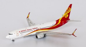 Hainan Airlines B737-800/w B-1786 (with scimitar winglets) NG 58060 scale 1:400