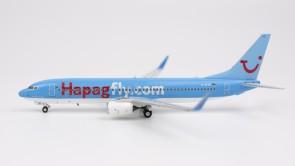 Hapagfly 737800w D-ATUE NG models 58017 scale 1:400