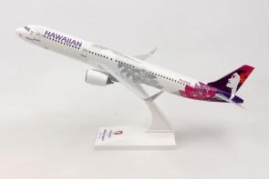 Hawaiian A320neo N202HA stand &gear Skymarks Supreme SKR8414 scale 1:100
