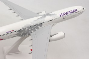 *Hawaiian Airbus A330-200 N361HA new livery w/stand Skymarks SKR987 scale 1:200