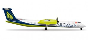 Sky Work Airlines Bombardier Q400 1:500