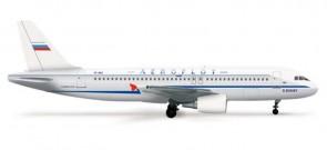 Herpa  Aeroflot A320 Reg# VP-BNT 1:500