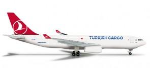 Turkish Cargo Airbus A330-200F Reg# TC-JDP 1:500