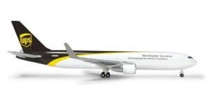 UPS 767-300F Herpa HE526166 1:500