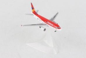 Avianca Airbus A318 Reg# N59SEL Die-Cast Herpa 530088 Scale 1:500