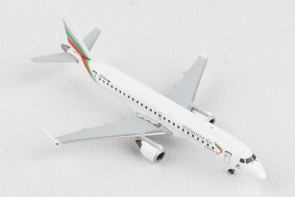Bulgaria Air Embraer E-190 LZ-PLO Herpa 534086 scale 1:500