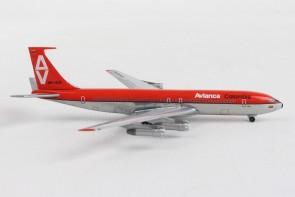 "Avianca Boeing 707-300 ""Sucre"" HK-1402 Herpa 534093 scale 1:500"
