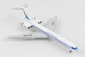 Aeroflot Ilyushin IL-62M CCCP-86700 Аэрофлот Илью́шин Ил-62 Herpa 534130 scale 1:500