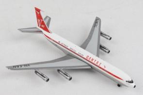 Qantas Boeing 707-320 V-JET Herpa HE534154 scale 1:500