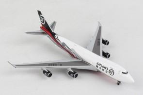 SF Boeing Airlines 747-400ERF Herpa HE534222 scale 1:500