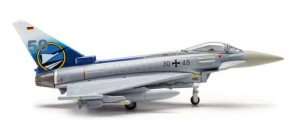 Luftwaffe (Germany) Euro Fighter Typhoon 1:200