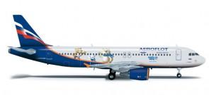 "Aeroflot A320 ""Sochi 2014"" 1:200"