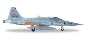 Swiss Air Force F5E Staffel 8 HE556545 Herpa 1:200