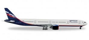 HE556552 herpa aeroflot 777 1:200 1/200