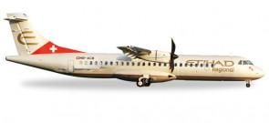 Darwin/Etihad Regional ATR-72-500 Commuter 556828 Herpa 1:200