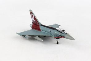 """Luftwaffe Eurofighter Typhoon TaktLwG 71 """"Richthofen"""" Herpa 558198 1:200"""