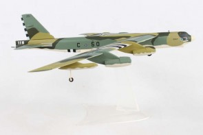 "USAF Boeing B-52H Stratofortress C 50 ""someplace Special"" D-Day Sawyer AFB Herpa 559003 scale 1:200"