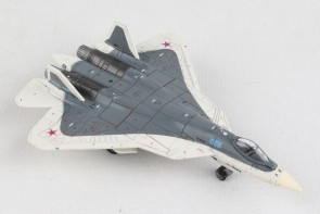 "Sukhoi T-50 (SU-57) ""White Shark"" Сухой Су-57 559751 1:200"