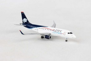 AeroMexico Connect Embraer E-170 XA-GAM ERJ Herpa 562652 scale 1:400