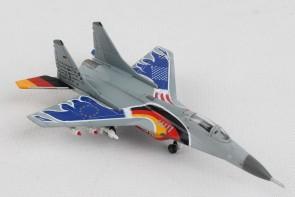 Luftwaffe Mikoyan MiG-29A Fulcrum Jagdgeschwader 73 Fulcrum Farewell Tour 2003 29+10 Herpa 570794 scale 1:200
