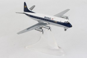 "BOAC Vickers Viscount 700 G-AMON ""Scotish Princess"" Herpa 570817 scale 1:200"