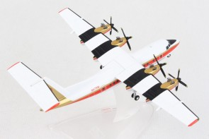 """Continental Express Canada DHC-7  """"Rocky Mountain Airways"""" N47RM  Herpa 571180 scale 1:200"""