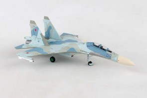 Sukhoi SU-30M2 89 Blue 27th Mixed Aviation Division - 38th Fighter Regiment Herpa Wings 580311 Scale 1:72