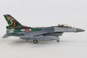 "Belgian Air Force F-16A ""Ambiorix"" Florennes AB Herpa 580434 scale 1:72"