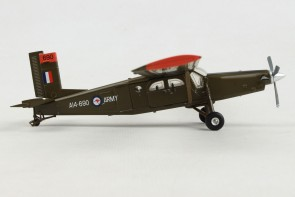 Royal Australian Army Aviation Pilatus PC-6 Turbo Porter Herpa 580449 scale 1:72