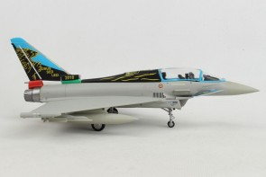 Italian air Force Eurofighter Typhoon twin seat 20 ° Gruppo 100th Anniversary Grosseto Air Base 580502 scale 1:72