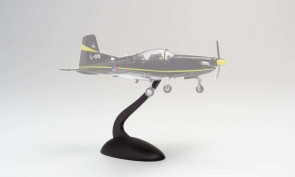 Display Stand PC7/DH Vampire Stand only Herpa Wings 580618 Scale 1:72