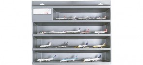 Herpa Display Case Size 3 Herpa 519588 for models scale 1:500 1:400
