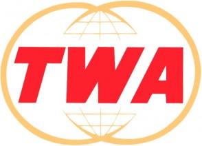 TWA Boeing 747-100 Reg# N93108  W/Gear & Stand Hogan HG0229G 1:200