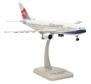 China Airlines  A300-600R W/Gear Reg# B-18503, HG0519G 1:200