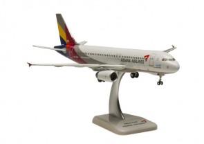 Asiana A320 Reg# HL7788 W/Gear, Hogan HG0663G, 1:200
