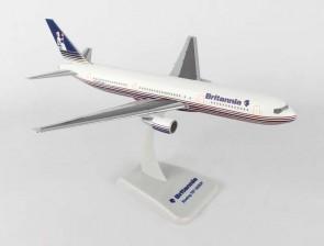 Britannia 767-300ER W/Gear HG0908G Hogan 1:20